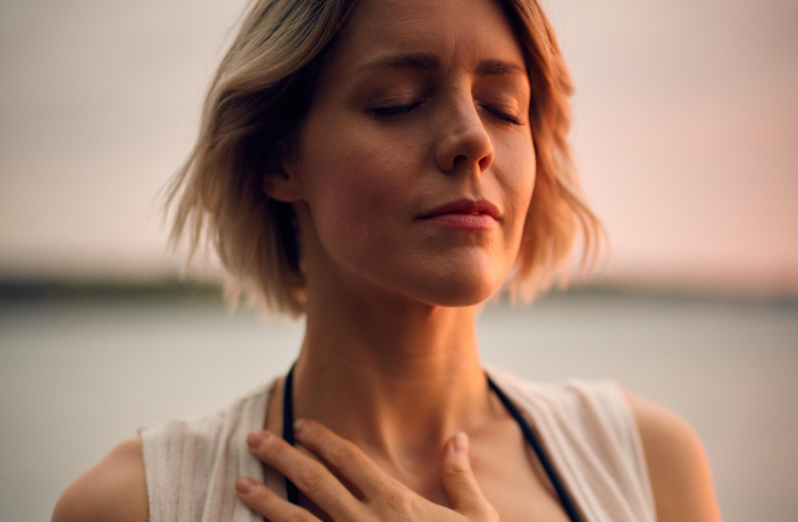 paniekaanval voorkomen adem